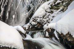 Conto do inverno Foto de Stock Royalty Free