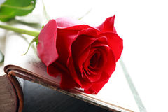 Conto romântico Fotografia de Stock Royalty Free