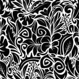 Contornos preto e branco Fotos de Stock Royalty Free