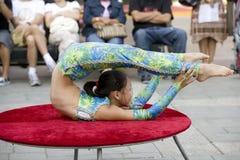 contortionist 12 Стоковые Фото