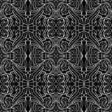 Contoul pattern Royalty Free Stock Images