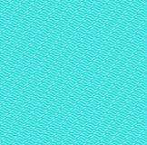Contour Waves Seamless Pattern Background Stock Photography
