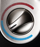 Contrôle de température de véhicule photo libre de droits