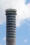 Contrôle du trafic aérien à l'aéroport de Suvarnabhumi Photographie stock libre de droits