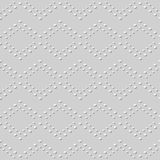 contrôle Ross Line de mosaïque de place d'art du livre blanc 3D Images libres de droits