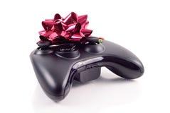 Contrôleur de jeu pour Noël Photos libres de droits
