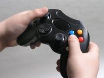 Contrôleur de jeu vidéo du contrôleur Image libre de droits