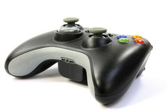 Contrôleur de jeux vidéo photos stock