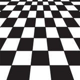 Contrôleur noir et blanc illustration de vecteur
