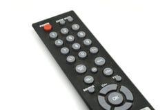 contrôleur poussiéreux d'extérieur de télévision Images libres de droits
