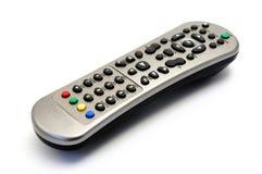 contrôlez la TV lointaine Images libres de droits