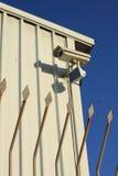 Contrôlez le système d'alarme Images libres de droits