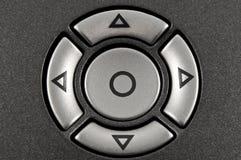 Contrôlez les boutons. image libre de droits