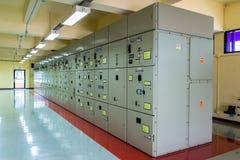 Contrôleur électrique Images stock