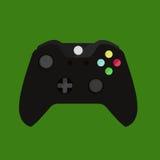 Contrôleur de jeu Image libre de droits