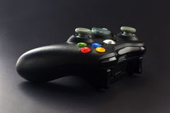 Contrôleur de jeu vidéo Images libres de droits