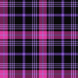 Contrôlez la conception de tartan de plaid Photos stock
