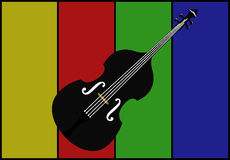 Contrabass Stock Photography