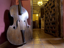Contrabass Royalty Free Stock Photos