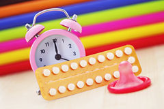 Contraception Stock Photography