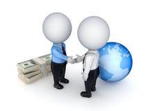 Contract concept. Royalty Free Stock Photos