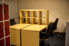 Contracted office interiors Royalty Free Stock Images