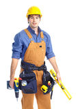 Contractor Royalty Free Stock Photo