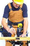 Contractor Stock Photography