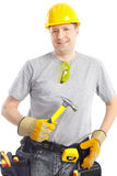 Contractor Royalty Free Stock Images