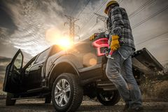 Free Contractor Field Research Stock Photo - 103268460