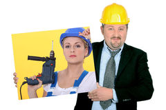 Contractor Stock Images