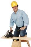 Contractor medium shot Stock Photos