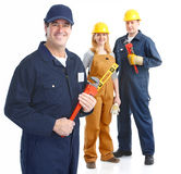 Contractors Royalty Free Stock Photography