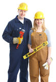 Contractors Stock Images