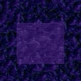 Contrassegno blu Immagine Stock