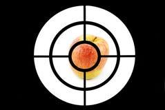 Contrassegno della fucilazione Fotografia Stock