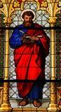 Contrassegno santo l'evangelista Immagini Stock