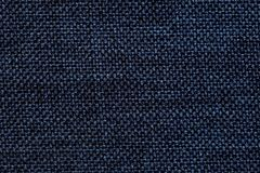 Contrast blue fabric texture on macro. Great blue fabric background. High resolution photo stock images