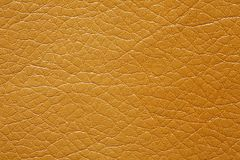 Contrast brown leatherette background. High resolution photo royalty free stock image