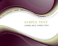 Contrast claret abstract background. Royalty free stock   illustration Stock Image