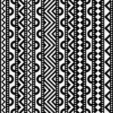 Contrast Geometrisch Patroon stock illustratie