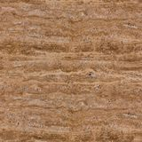 Contrast light brown travertine texture. Seamless square background. Contrast light brown travertine texture. Seamless square background, tile ready. High royalty free stock photo