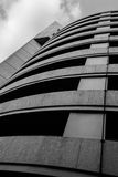 Contrast Lines of Structure. Repeating line and shape and contrast lines of structure Stock Image
