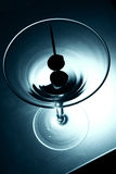 Contrast Martini Stock Photography