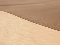Contrast sand texture Royalty Free Stock Images