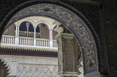 Intricate Archways Stock Images