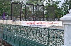 Contre la facture d'amnistie Images libres de droits