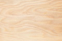 Contreplaqué de fond la lumière en bois Image libre de droits