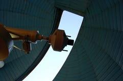Contrepoids de télescope Photo stock