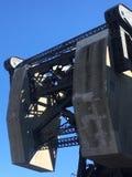 Contrepoids sur le 3ème pont en bascule de St, appelé pour le joueur de baseball et le restauranteur célèbres de San Francisco, ` Photos stock